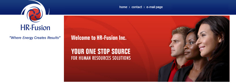 HR-Fusion Career Site